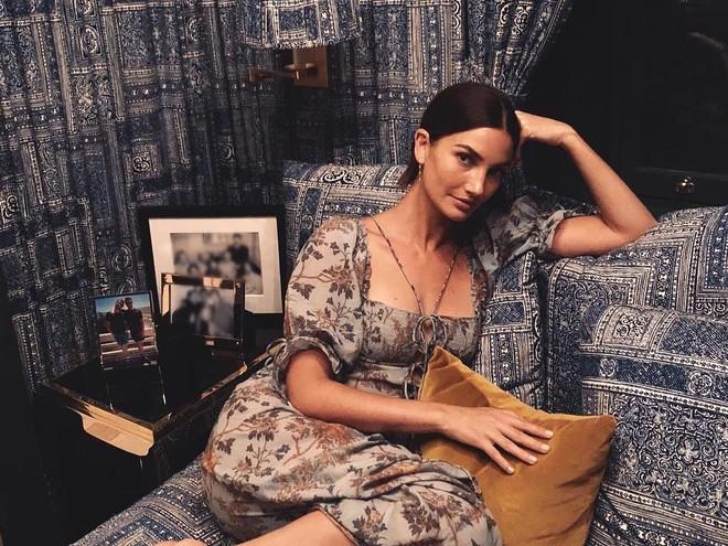 Бэби-бум в модельном мире: Лили Олдридж беременна