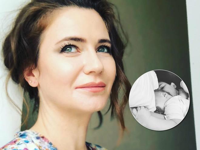 Ксения Лаврова-Глинка показала трогательную фотографию младшего сына