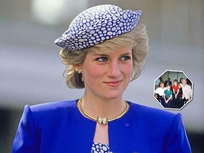 Королевский дворец опубликовал неизвестное ранее фото принцессы Дианы с сыновьями