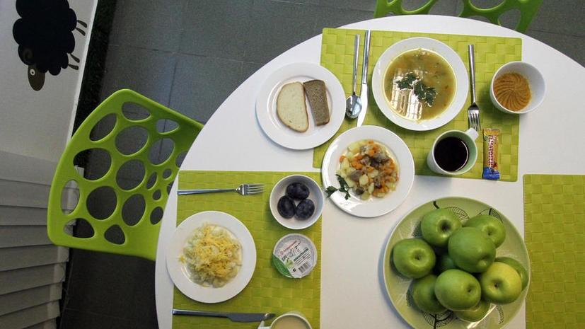 Какова пища – таков и ум: четверть детей страны питаются неправильно