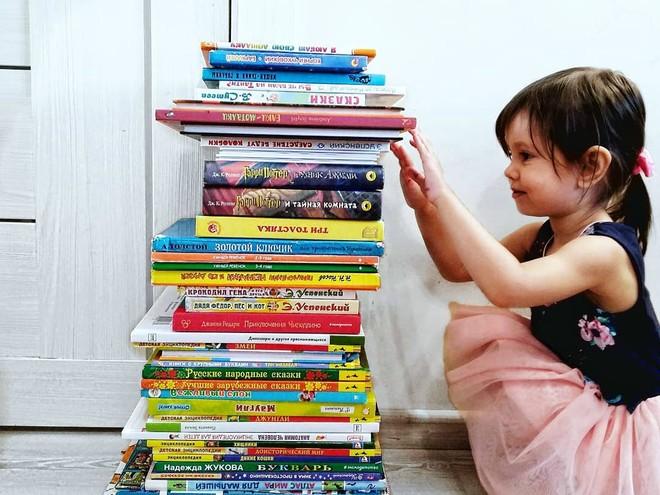 30 книг для чтения малышам