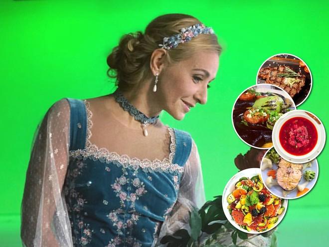 Хлебу — нет, борщу — да: Татьяна Навка поделилась своим рационом питания