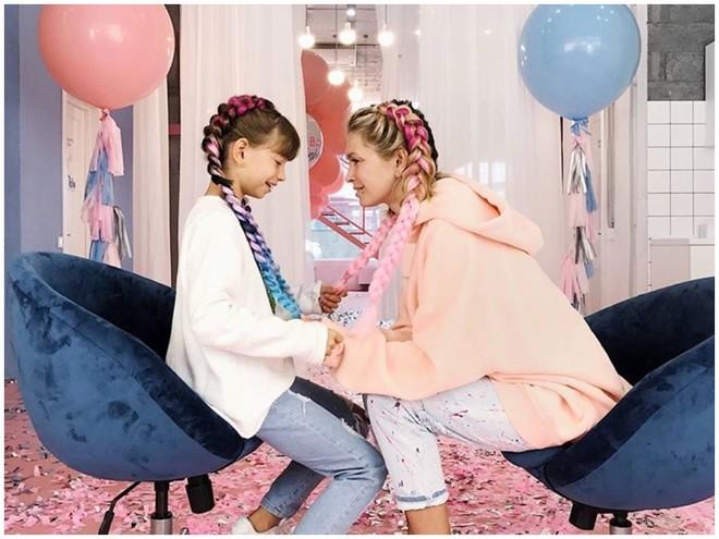 Вера Брежнева готовится к поступлению дочки в первый класс