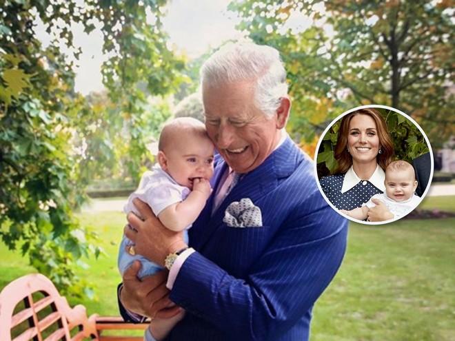 Самый красивый комбинезон для принца Луи создала многодетная мама