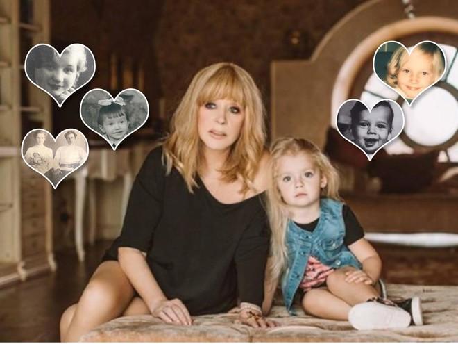 На кого на самом деле похожа дочь Аллы Пугачевой и Максима Галкина?