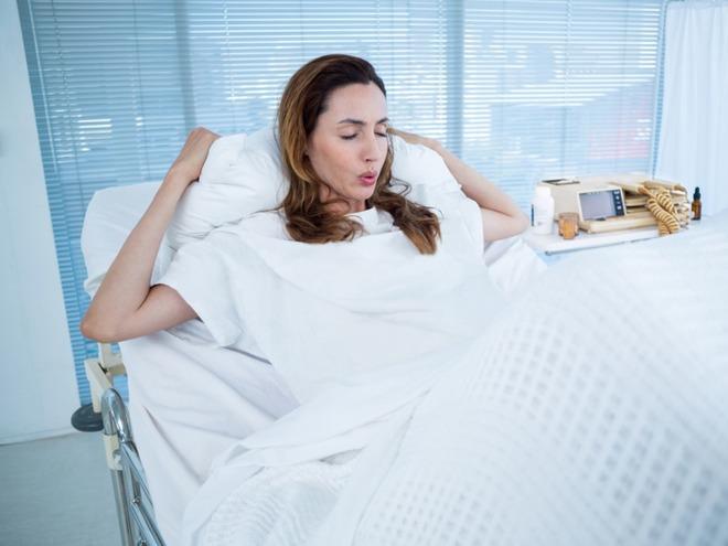 Техника дыхания при родах 16