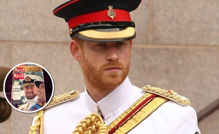 Невероятно: принц Гарри поразил сходством со своим дедушкой