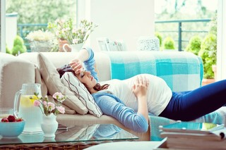 Частый сон у беременных – признак дефицита веса у будущего ребенка