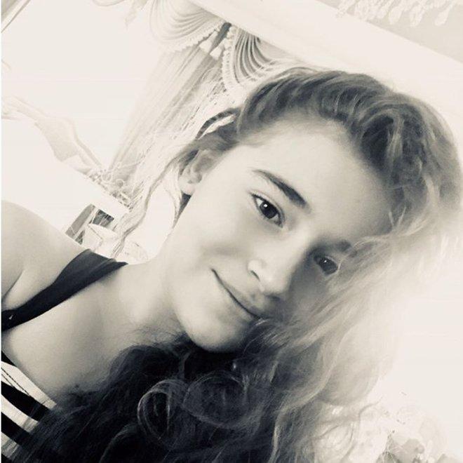 Дочь Алсу - Микелла Абрамова