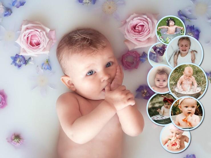 Что-то пошло не так: смешные фотографии с молочных фотосессий