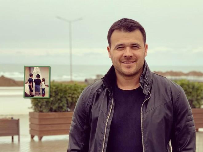 Папино счастье: Эмин Агаларов собрал всех детей на одном фото
