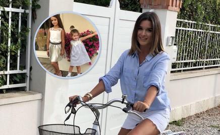 Итальяна-мама: Ксения Бородина с семьей на отдыхе