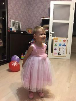 Наша маленькая большая девочка)