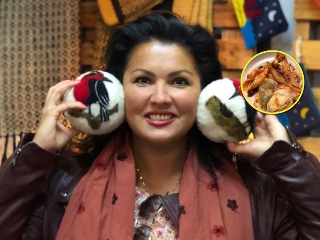 Макароны по-новому: Анна Нетребко поделилась любимым рецептом «ракушек»