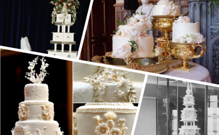 Цена вопроса: кусочек королевского свадебного торта пускают с молотка