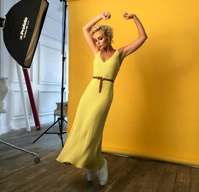 3 секрета похудения Полины Гагариной, которые помогут каждой картинки