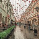 Мои выходные в Москве