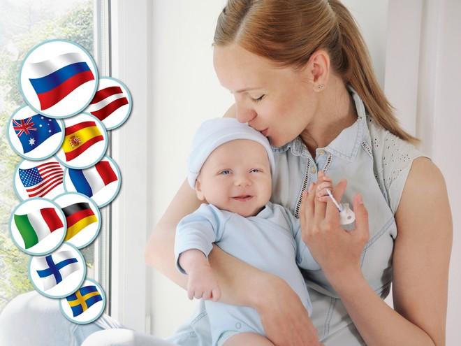 От 0 до 1,5: декретный отпуск в разных странах