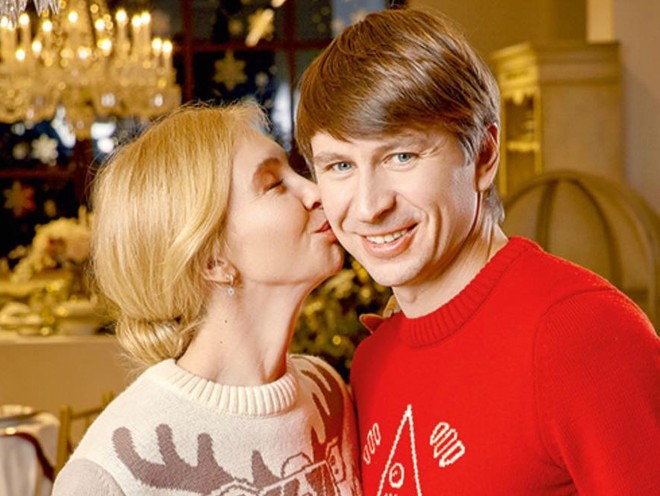 Алексей Ягудин рассказал, какие новогодние подарки дарит жене