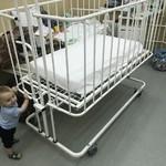Вот такие кроватки выдают в Сочинской инфекционке😏