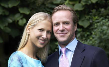 Экс-возлюбленный Пиппы Миддлтон женится на племяннице королевы Елизаветы II