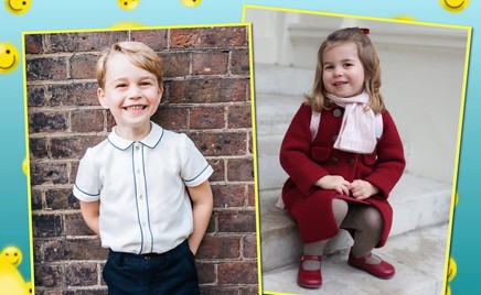 Дети Кейт Миддлтон придумали странное прозвище для своей именитой бабушки