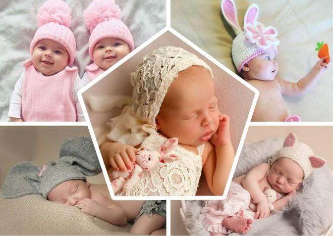 Самым маленьким: 15 лучших шапочек для новорожденных