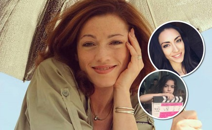 Сердца трех: Алена Хмельницкая рассказала о дочках