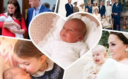 Малыш подрос: принцу Луи – полгода!