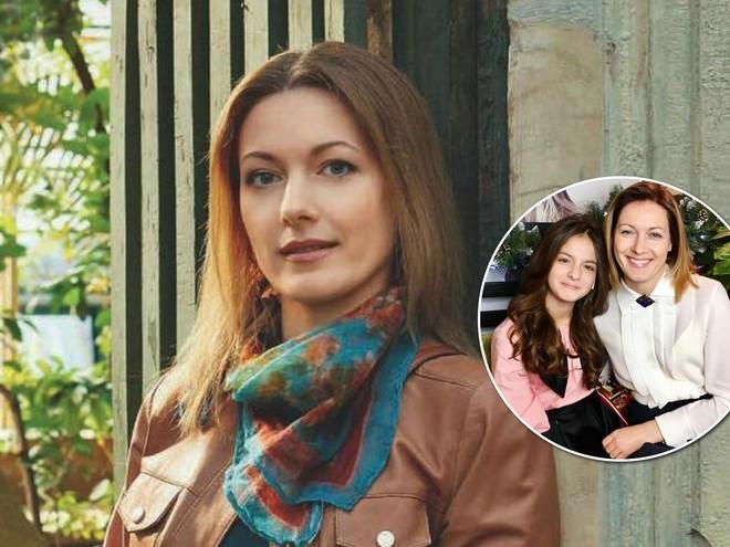 Ольга Красько рассекретила имя отца своей дочки