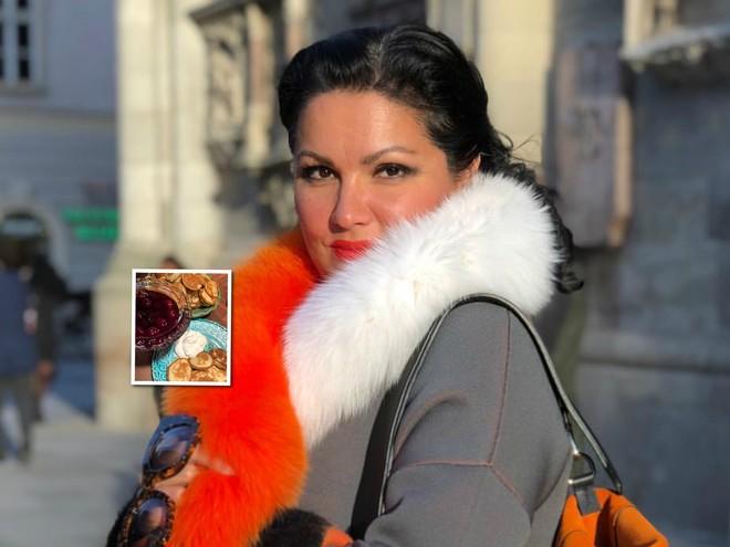 Рецепт от звезды: Анна Нетребко показала свой любимый завтрак