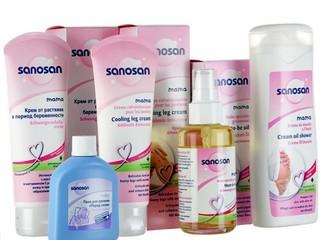 Детская косметика Sanosan: цены и отзывы о средствах «Саносан»