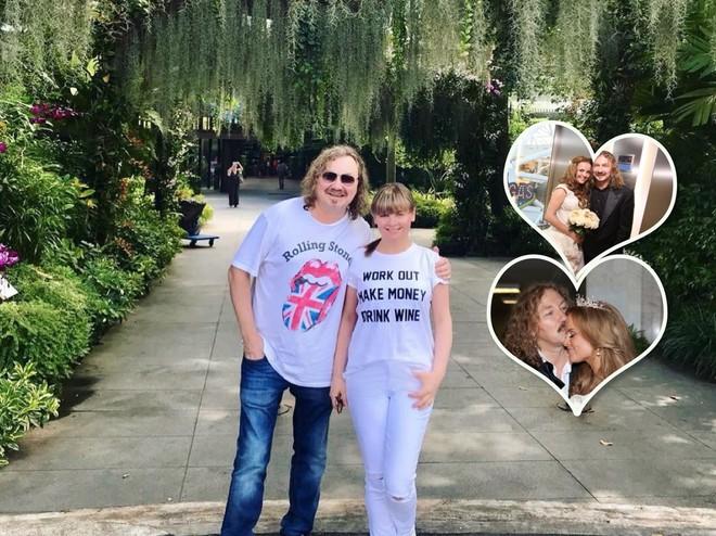 8 лет вместе: Игорь Николаев и Юлия Проскурякова отметили маковую свадьбу