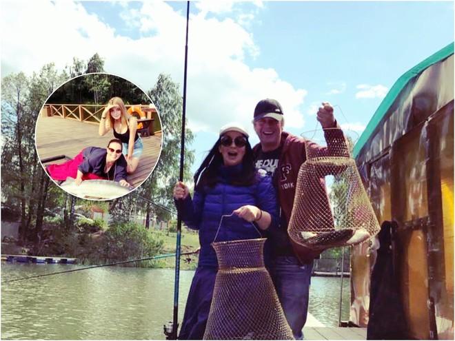 Рыбалка удалась: богатый улов Екатерины Стриженовой