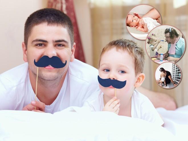 10 смешных историй о том, как папы воспитывают детей