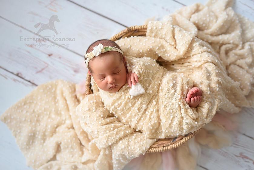 Фотосессия новорожденных г.Москва👶