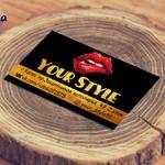 Пост-визитка