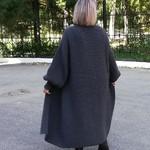 """Кардиган пальто жемчужной резинкой """"Возвращение в Эдем '"""