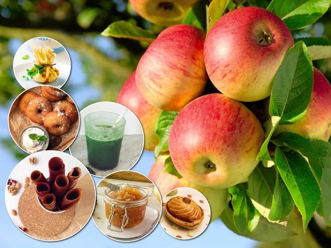 «Ленивый» пирог, блины и еще 5 рецептов из яблок