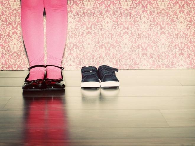 размер детской обуви