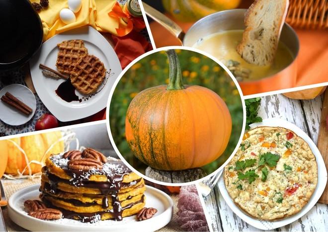 Ярко, вкусно и полезно: 12 рецептов блюд с тыквой