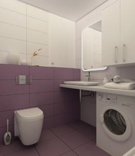 """Небольшая бюджетная квартира для зрелой пары в г.Батайск ЖК """"Парк Авиаторов""""."""