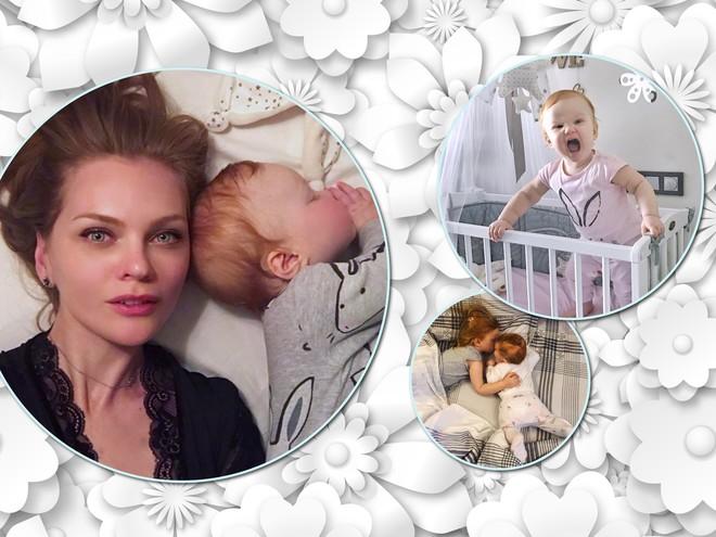 Как приучить ребенка спать в отдельной кровати? Лайфхак от Елены Кулецкой
