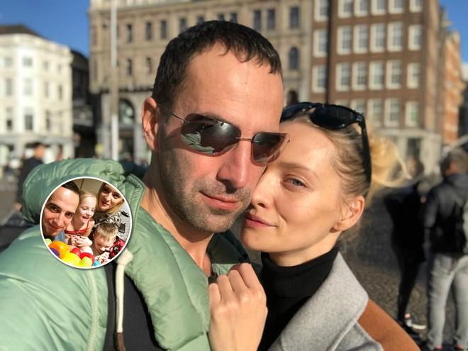 Екатерина Вилкова поделилась редким семейным портретом