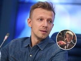 Антон Комолов рассказал об общих с сыном увлечениях