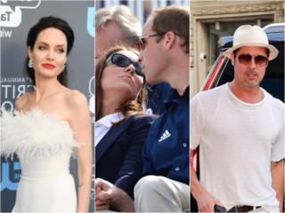Кейт Миддлтон помогает Джоли решить семейные проблемы с Брэдом Питтом
