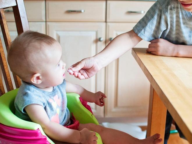 если ребенок не наедается