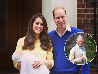 Принц Чарльз продает шаль, в которой принцессу Шарлотту выписали из роддома