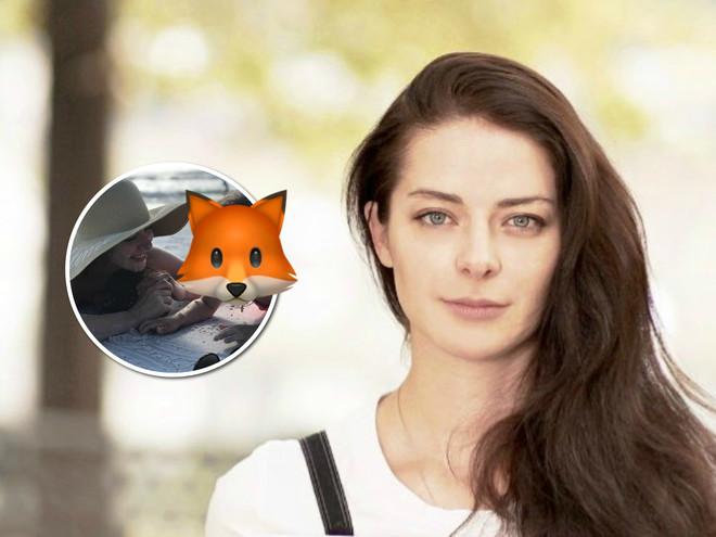 Марина Александрова впервые показала лицо дочки