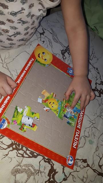 Игры для ребенка 2+